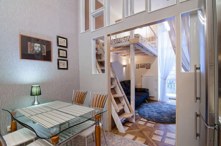 Уютная квартира в историческом центре - L'viv - Flat