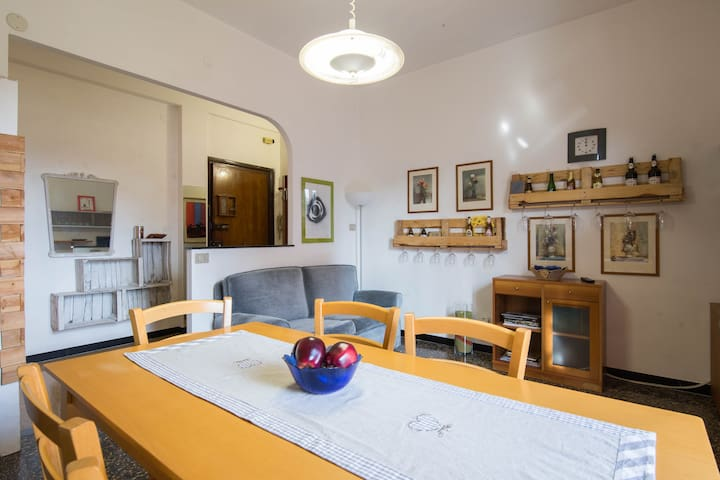 Rosa, apartment on the sea - Albenga - Huoneisto