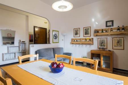 Rosa, apartment on the sea - Albenga - Pis