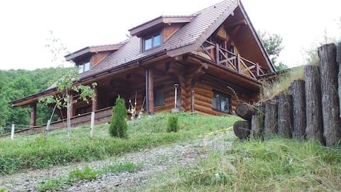 Cabana Gruia ,Sat Valea Dobarlaului, jud Covasna.