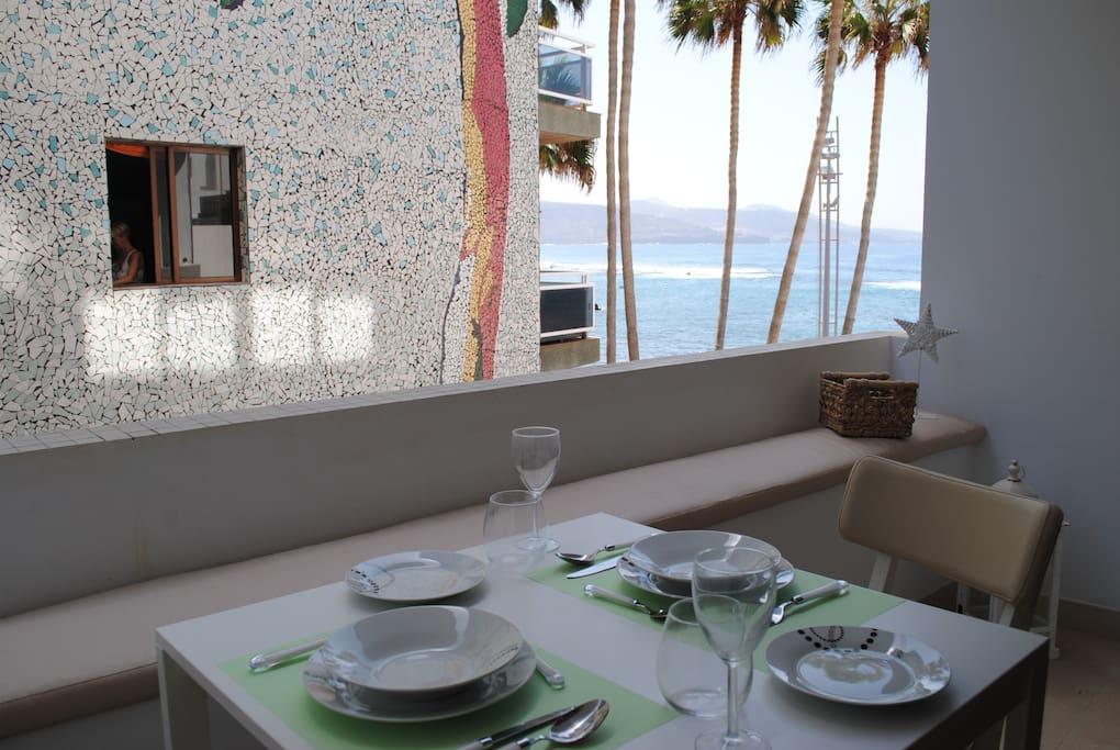 Luminoso apartamento en las canteras apartotel en alquiler en las palmas de gran canaria - Apartamentos baratos en las canteras ...