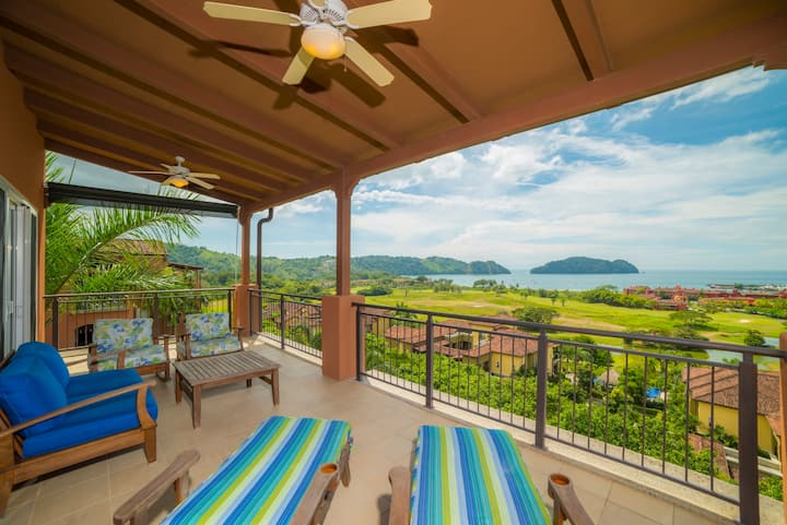 3 Bedroom Ocean View in Los Suenos Alta Vista