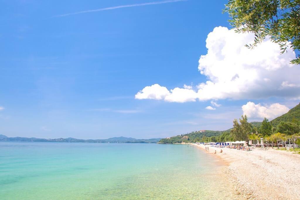 Villa Situla - Barbati Beach