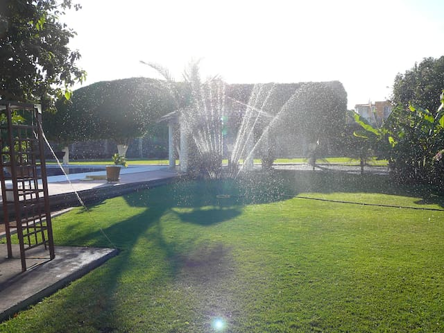 Hermoso Hotel Boutique Jardin Real de Valle - Tlayacapan  - Boutique-hotell