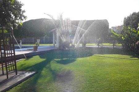 Hermoso Hotel Boutique Jardin Real de Valle - Tlayacapan