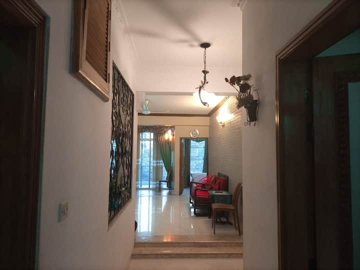 Fully Furnished 3 Bedroom Apartment @Dhanmondi 4