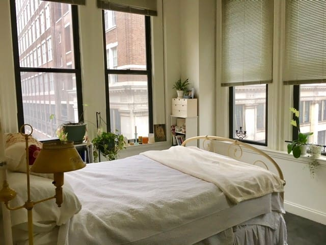 Share a beautiful center city apartment - Philadelphia - Apartemen