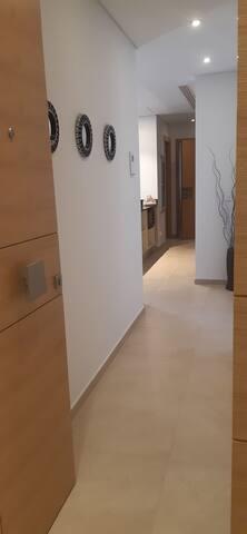 Luxury new appartment