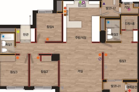 Apartment sharehouse