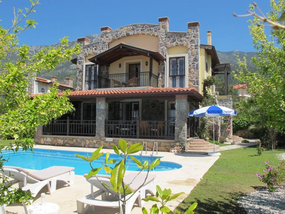 Large Villas To Rent In Hisaronu