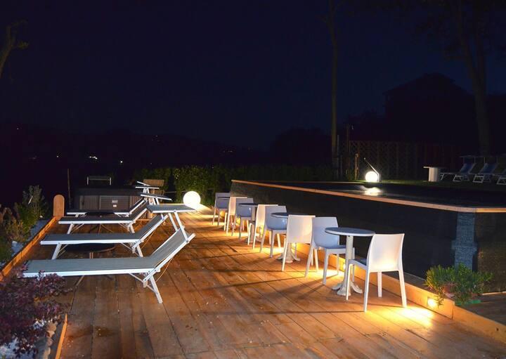 Relax nelle Colline Romagnole:Olivi