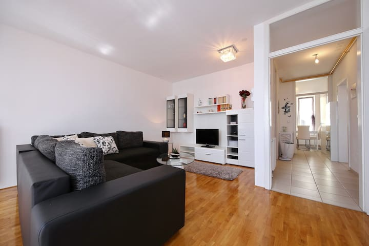 NEW, modern and sunny apartment