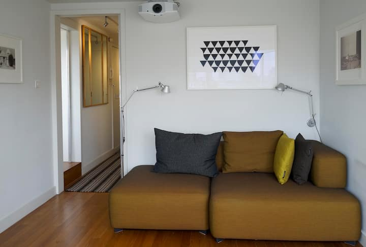 Room in Battersea penthouse flat