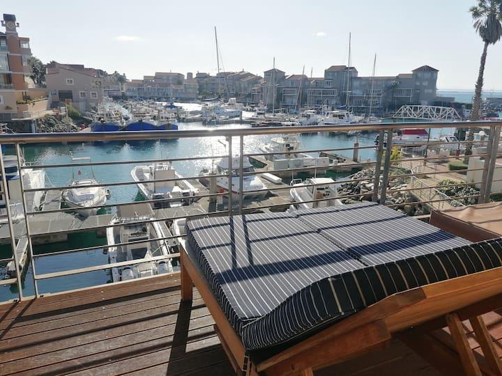 Luxury St Francis Port living