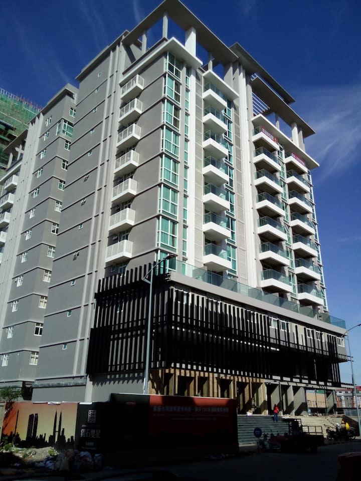 Casa Luxury Condominium Phnom Penh/CA&SA