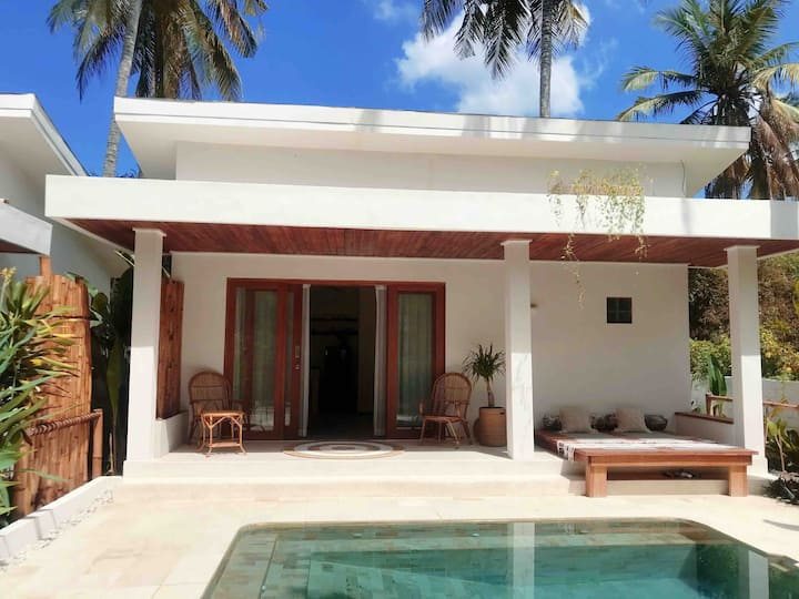 Villa NAMU lombok - private relaxation in nature
