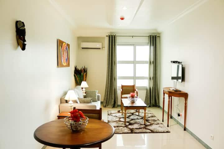 Appartement meublé moderne de 01 Chambre