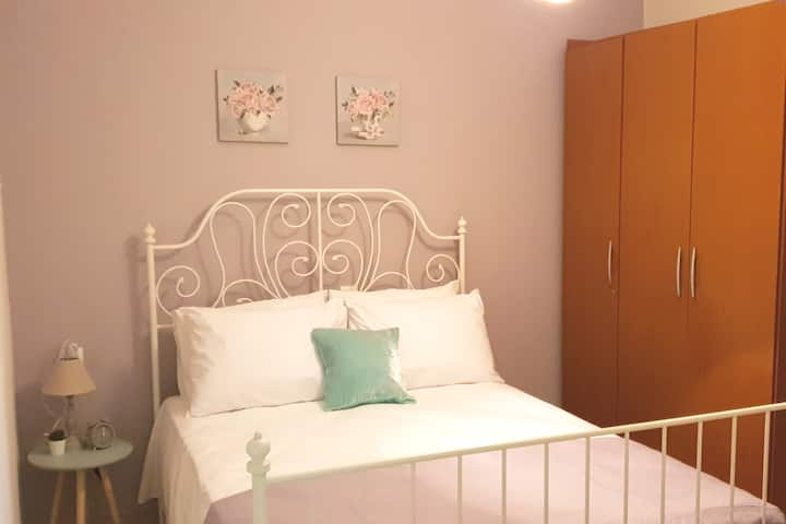 "Romantic Apartment 20m from the beach ""Areti"""