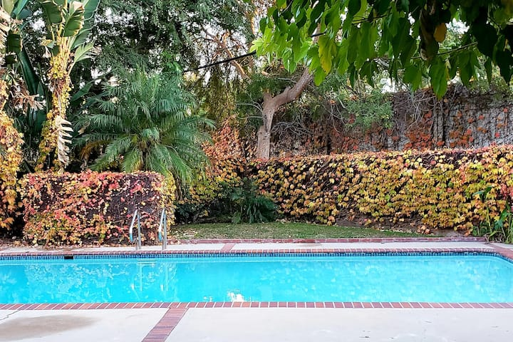Warm and Welcoming Quiet 3br Home w/Pool
