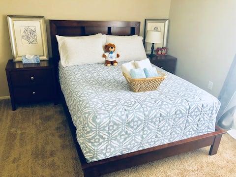 Private master room,Close Vegas Strip ,airport