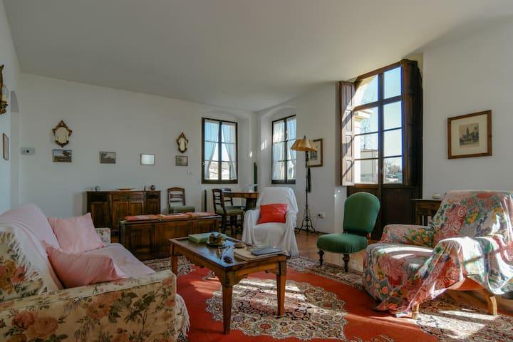 Villa Cristani Valpolicella's apartment