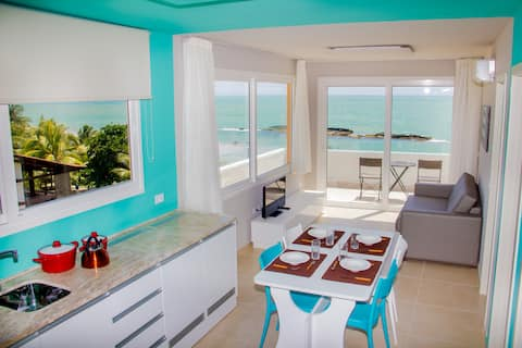 As Coloridas Loft Exclusive 403 Casa Amarela