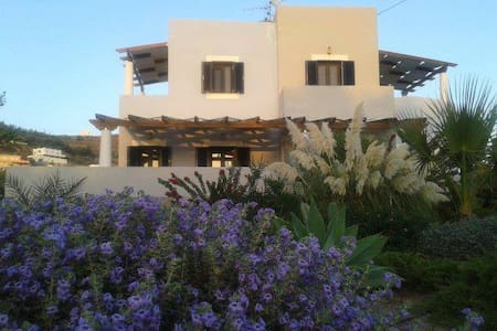 Leros Gourna Sunset -Apartment  - Λερος - 独立屋