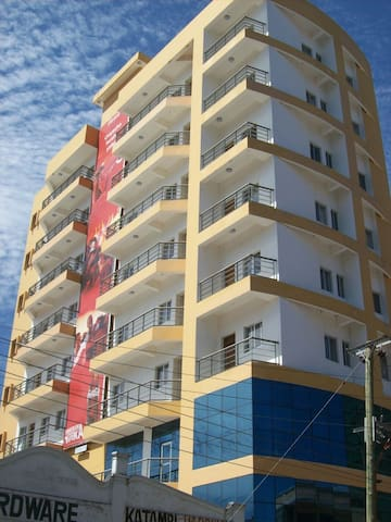 City apartments available for rent - Mwanza - Apartment