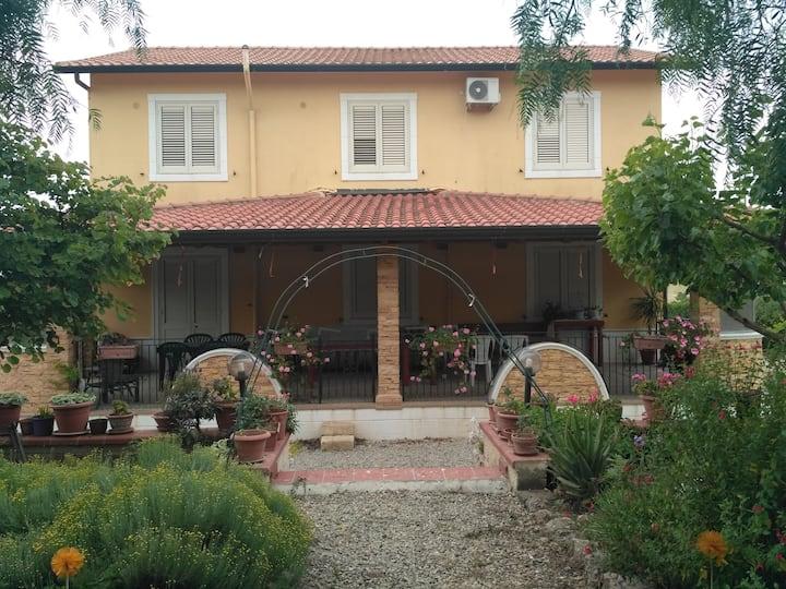 Charming villa Sicily