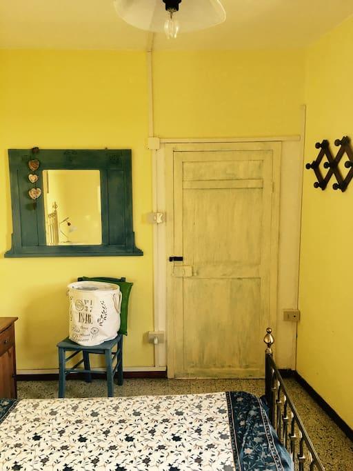 Camera matrimoniale.  Double room.