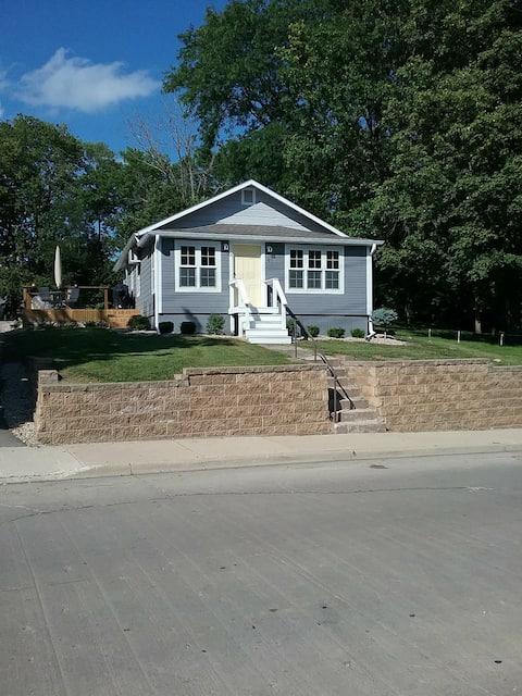 Ein Ort im Park Cottage