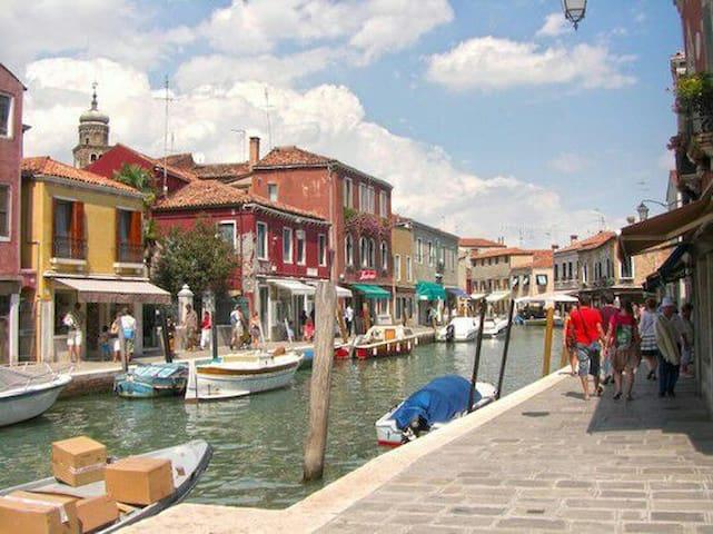 VENICE (MURANO) HOLIDAYS APARTMENT - Venezia - Apartment