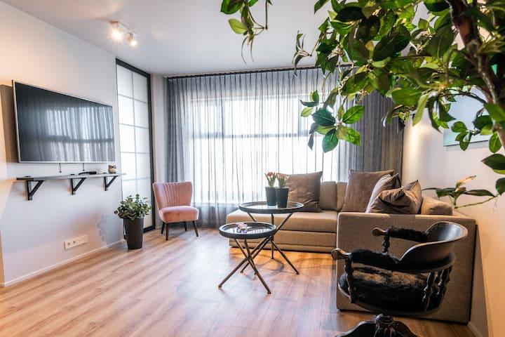 Keflavik Luxury Apartments - Aurora suite