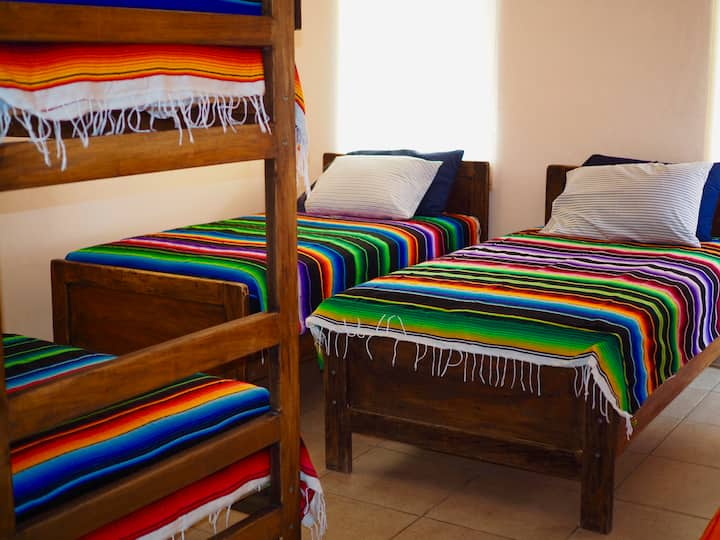 (Not-for-profit) Mision Surf Mexico - Group Room