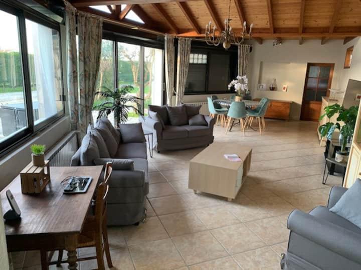Spacieuse villa au coeur de la presqu'île d'Arvert