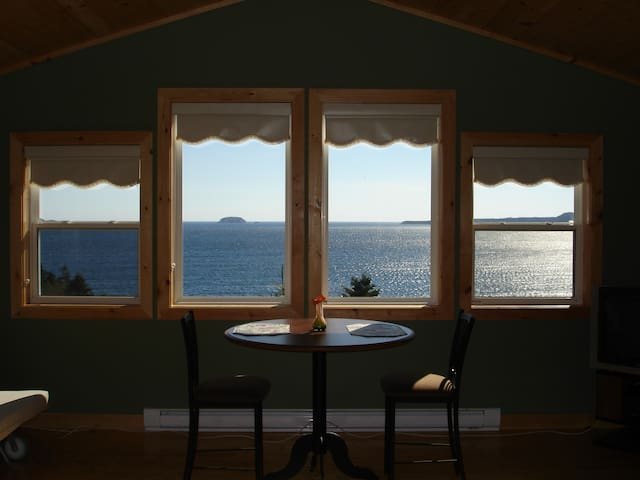 Loft by the Sea, Witless Bay, NL - Witless Bay - Loft