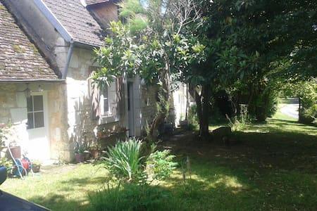 chambre dans maison de campagne, 10 min de Bourges - Moulins-sur-Yèvre - 獨棟