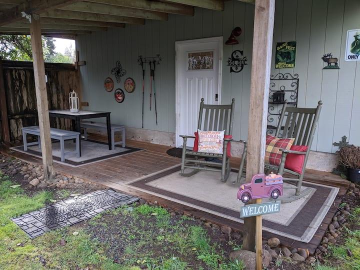 Rainforest Rental Sol Duc Cottage