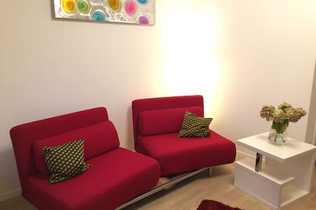 Friendly, sunny 2 room garden flat - Oberhaching