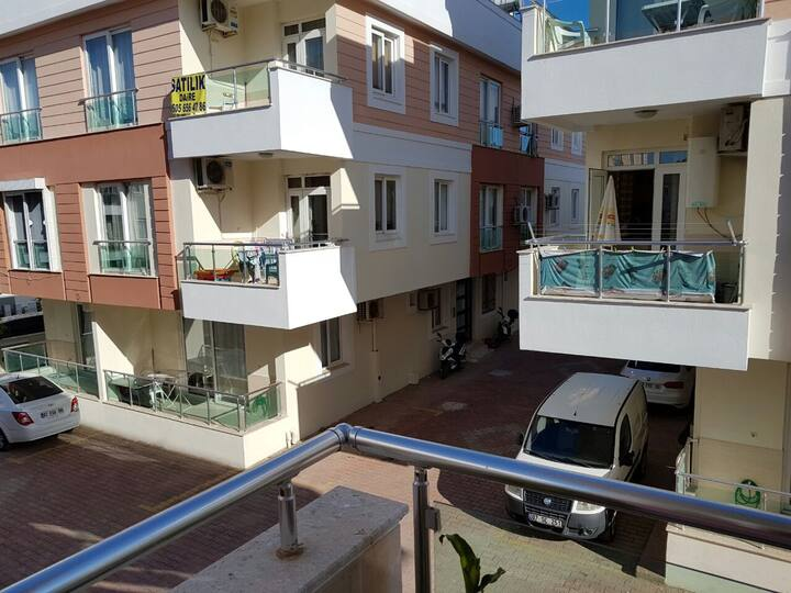 nice flat in guzeloba/lara