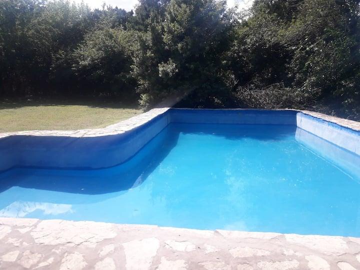 Hermosa Casa quinta con piscina
