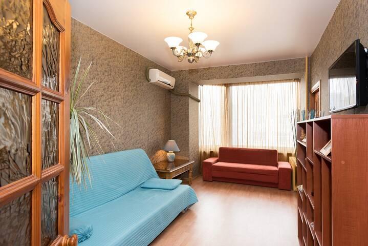 Двухкомнатная квартира на Ленина, Оперный, Антей