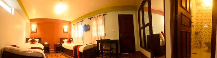 Best Triple Room available in Bhaktapur