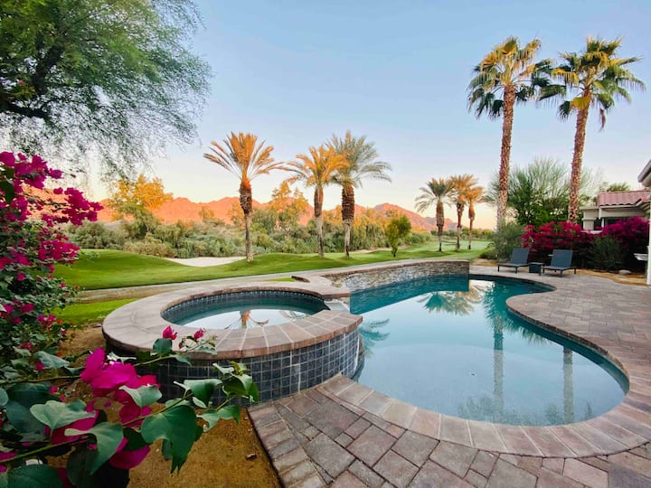 ★PGA Luxury Desert House with Breathtaking VIEWS ★