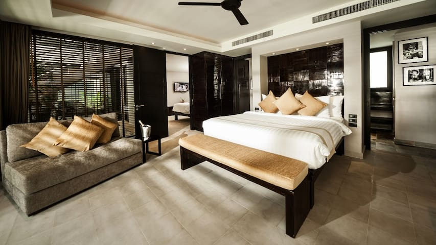 Amazing 3-Bedroom Family Pool Suite
