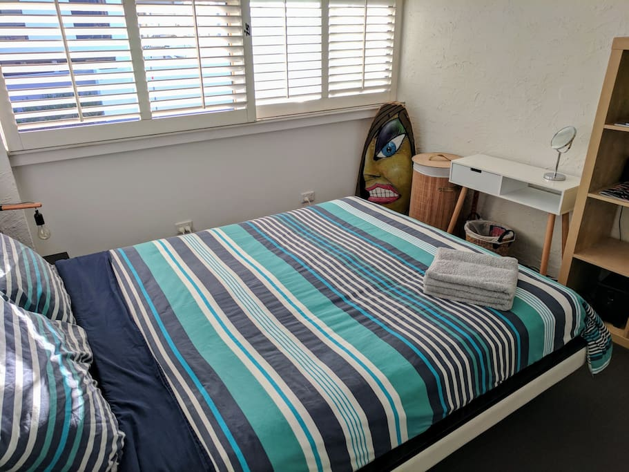 It's a comfy room :)