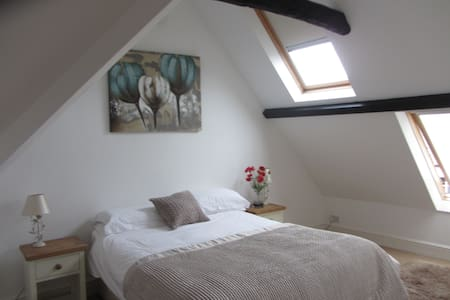 Lovely room in pretty Devonvillage - Ide