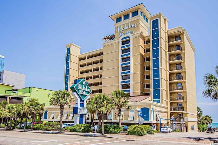 #1 Rated complex in Myrtle Beach. Oceanfront condo