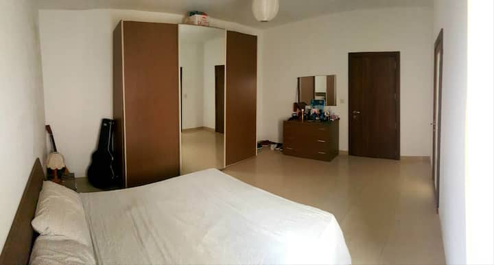 private room with bathroom in zabbar