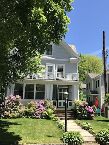 The Holland House in the Heart of Bar Harbor